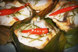 Paleo diet plan - baked salmon