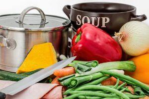 brazilian diet vegetable soup