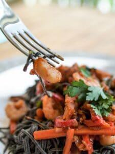 1200 Calorie Diet plan for diabetics - Shrimp Stir-fry