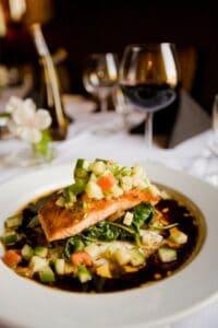 1200 Calorie Diet plan for diabetics - salmon