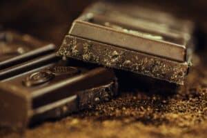 Keto diet food list - dark chocolate