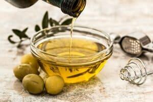 Keto diet food list - olive oil