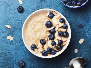 Vegan weight loss meal plan 1200 calories - brazil nut oatmeal