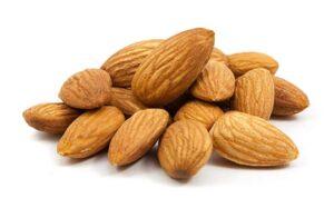 Keto on a budget-Almonds