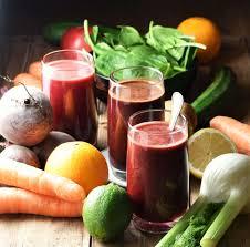 1800 calorie vegan meal plan - basic vegetable juice