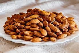 Dash diet recipes phase 1 - Almonds