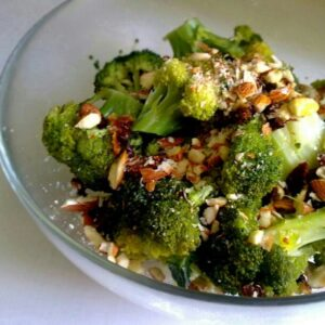 Dash diet recipes phase 1 - steamed broccoli