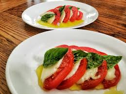 1800 Calorie Meal Plan For Weight Loss - Caprese salad