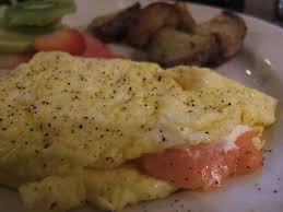1800 Calorie Meal Plan For Weight Loss - cream cheese omelette