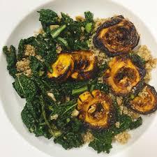 1200 calorie pescetarian meal plan - roasted kale