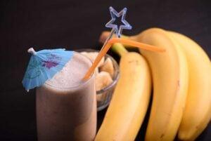 Dash diet smoothie - Tootie fruity smoothie