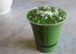 low carb smoothie recipes - Protein mint smoothie