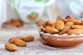 1000 calorie bariatric meal plan - Almonds