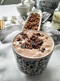 1000 calorie bariatric meal plan - chocolate protein shake