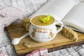 Vegan autoimmune diet - rustic veggie soup