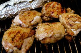 high blood pressure meal plan - grilled chicken