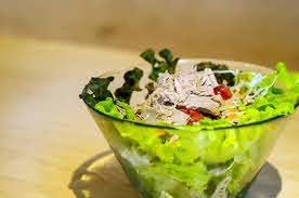 high blood pressure meal plan - plain tuna salad