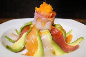 high blood pressure meal plan - tuna avocado