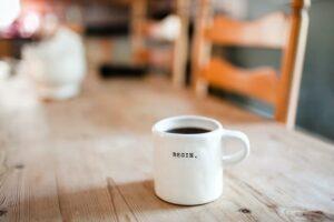 13 days diet - coffee