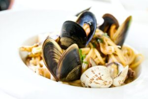Foods to avoid for clear skin - Shellfish