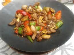 Low carb ground turkey recipes - Low carb Turkey stir-fry