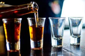 worst foods for skin - Alcohol