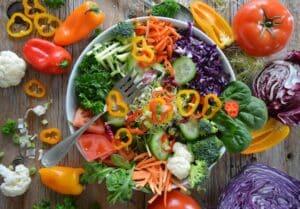 1400 calorie vegetarian meal plan