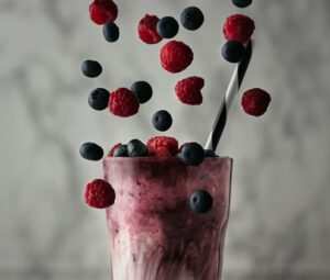 Filling breakfast smoothies for weight loss